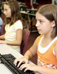 Computer Use And Your Child's Posture