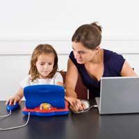 Preschool Computer Toddler Development