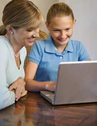 Home Schooling Education Computers